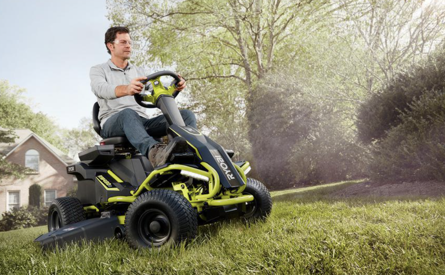 Best Ryobi riding lawn mowers Reviews and Buyer's Guide