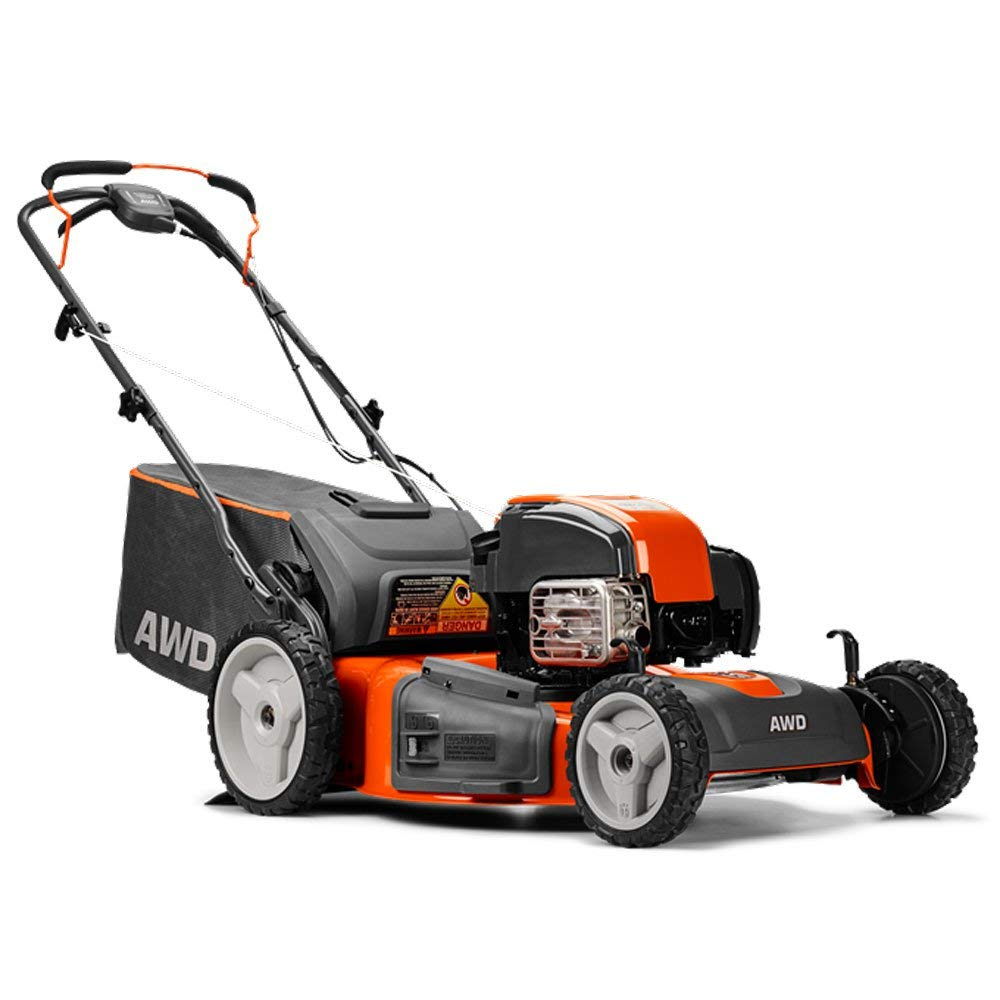 Husqvarna 22″ Self Propelled 3-in-1 Gas Lawn Mower review