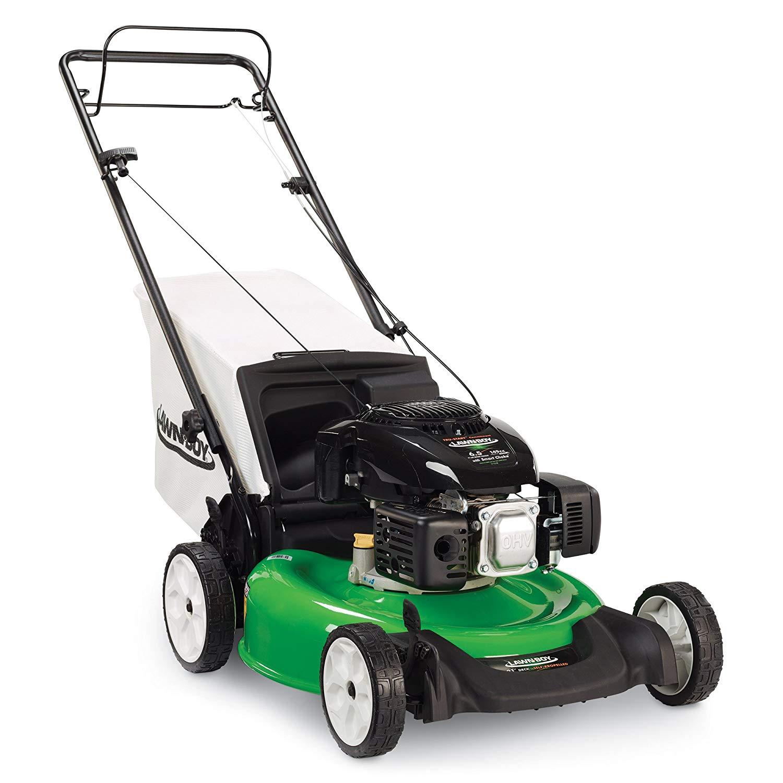 Lawn-Boy 10732 Kohler XT6 OHV Gas Lawn Mower review