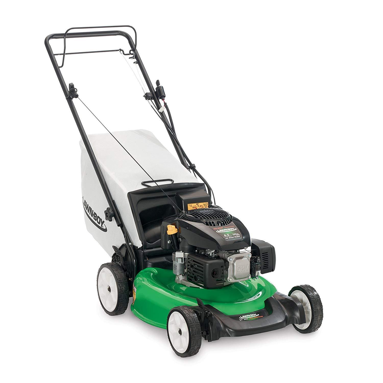 Lawn-Boy 17734 Self Propelled Lawn Mower Review
