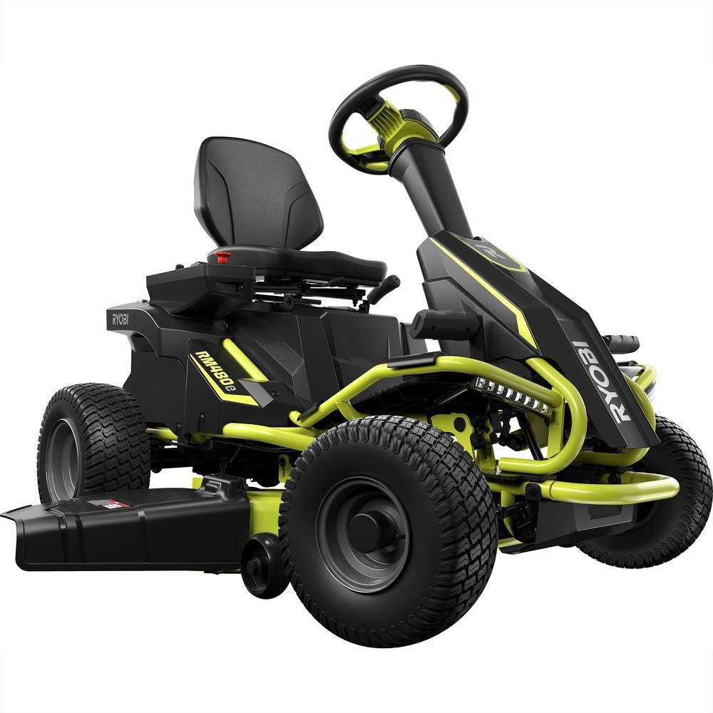 Ryobi RY48111 Rear Engine Riding Lawn Mower Review