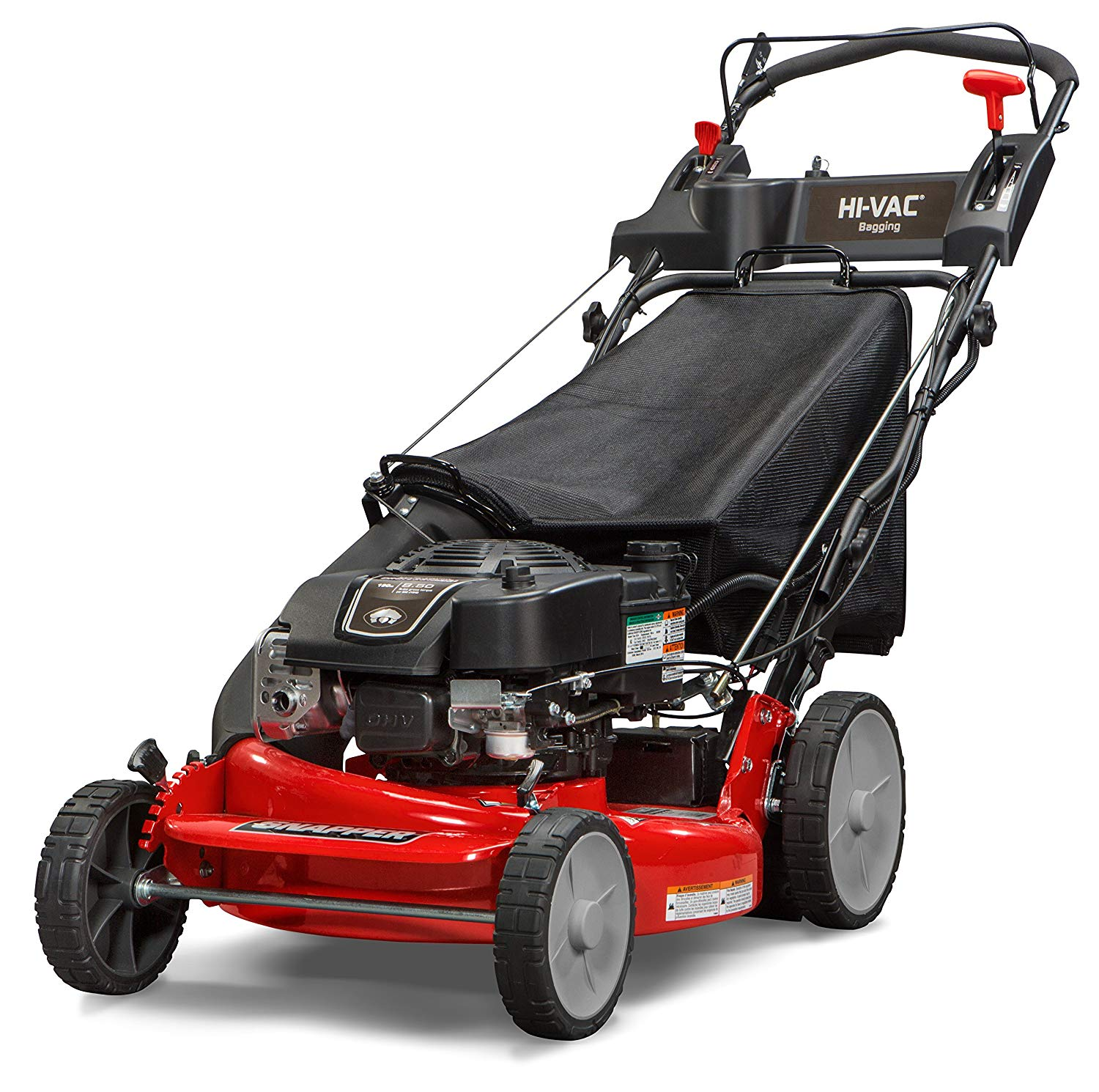 Snapper P2185020E / 7800982 Self Propelled Lawn Mower Review