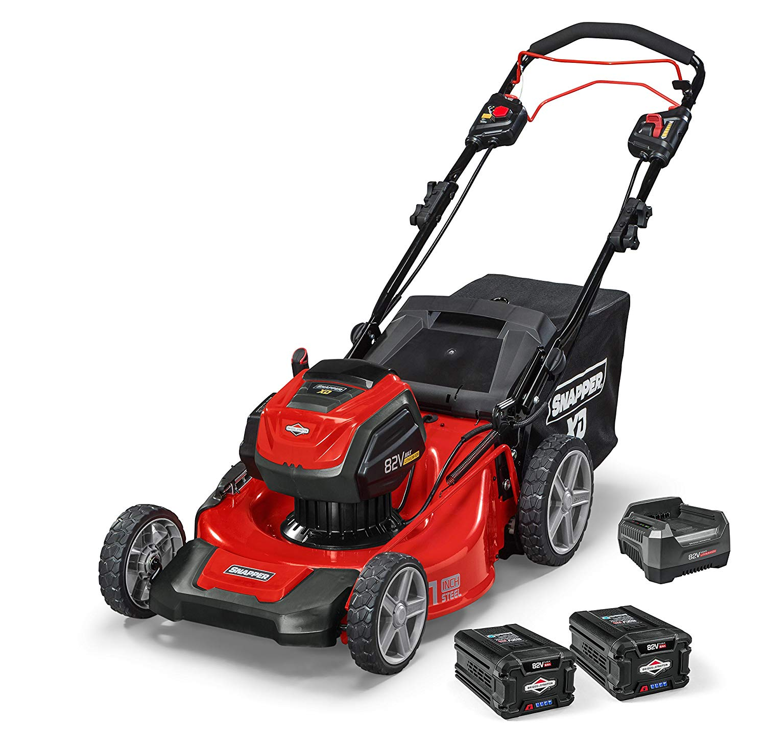 Snapper XD Electric Cordless Self-Propelled Lawnmower review