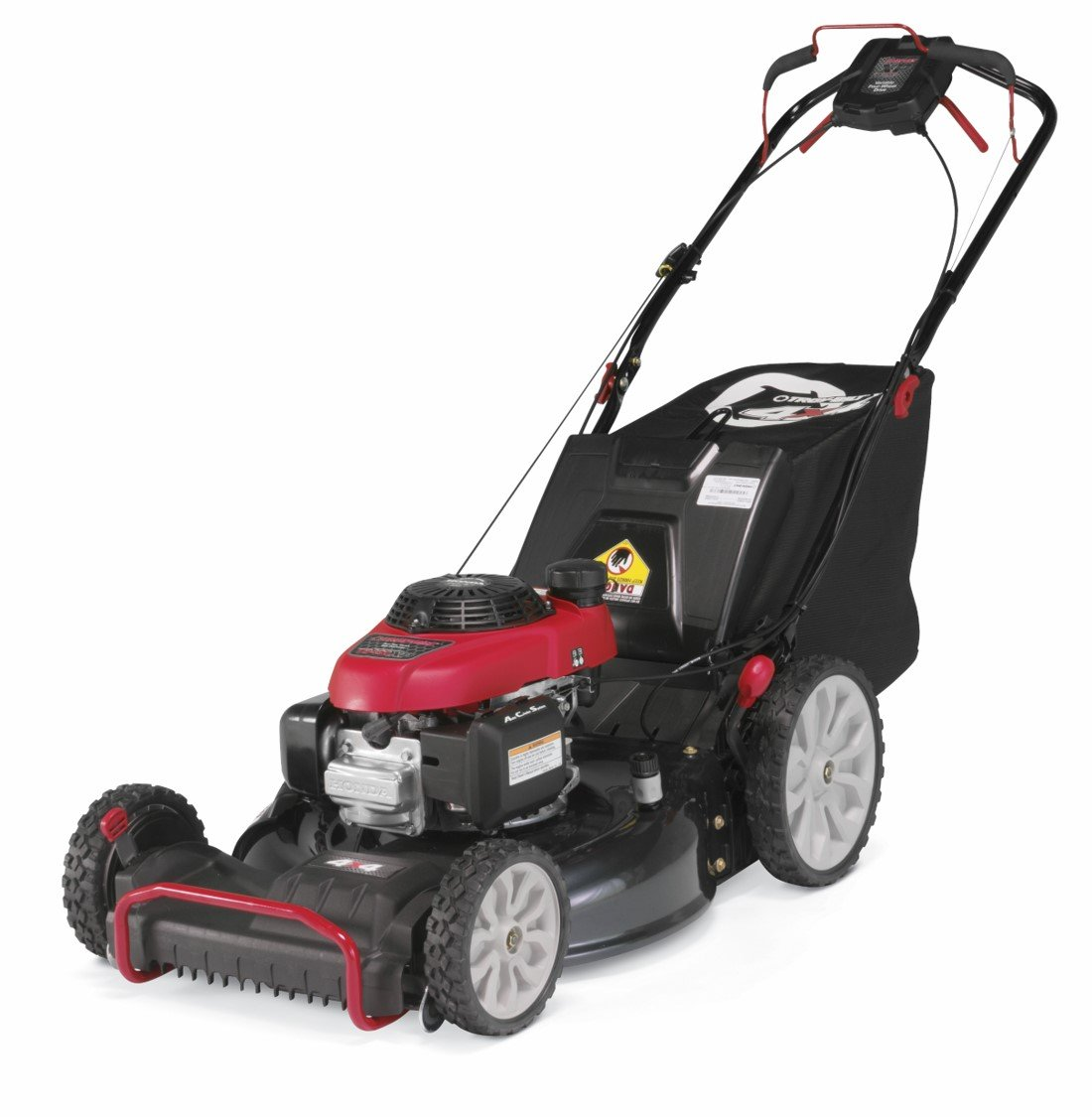 Troy-Bilt TB490 Self-Propelled Mower review
